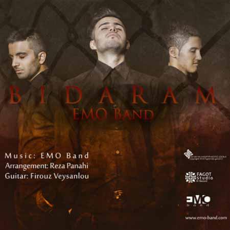 Emo Band   Bidaram دانلود آهنگ Emo Band به نام بیدارم