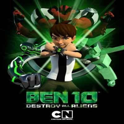 دانلود انیمیشن بن ۱۰ دوبله فارسی Ben 10