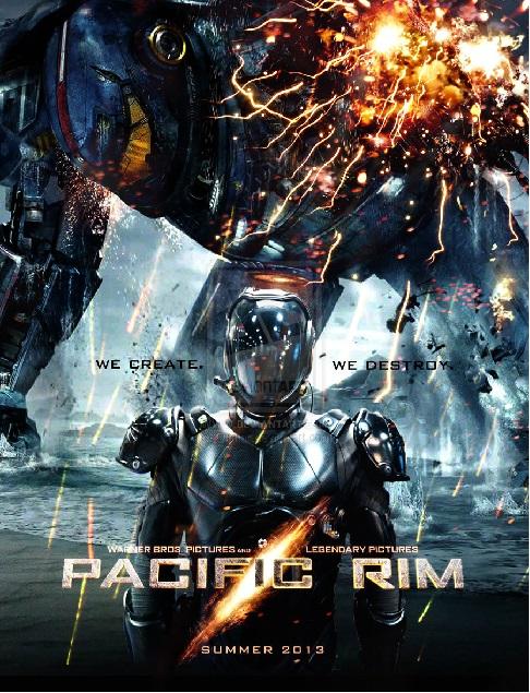 دانلود فیلم اکشن و فوق العاده زیبای Pacific Rim 2013 دوبله فارسی