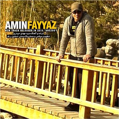Fayyaz دانلود آهنگ جدید امین فیاض به نام آرزو