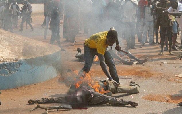نسل کشی مسلمانان