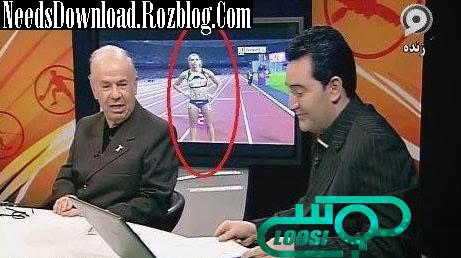 یک زن لخت در صدا و سیمای ایران - needsdownload.rozblog.com