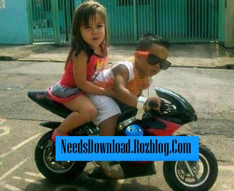 عکس جنجالی موتور سواری یک دختر و پسر با هم - needsdownload.rozblog.com