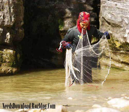 تصویری از ماهی گیری الناز شاکردوست - needsdownload.rozblog.com