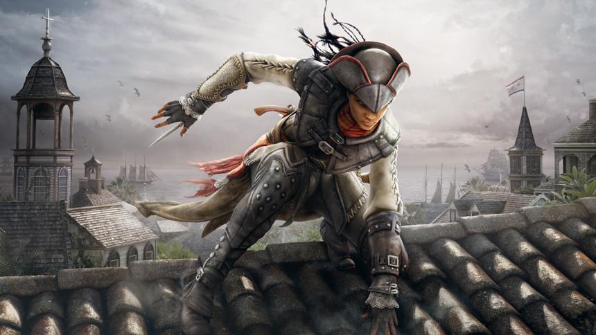 دانلود تریلر بازی Assassin's Creed Liberation