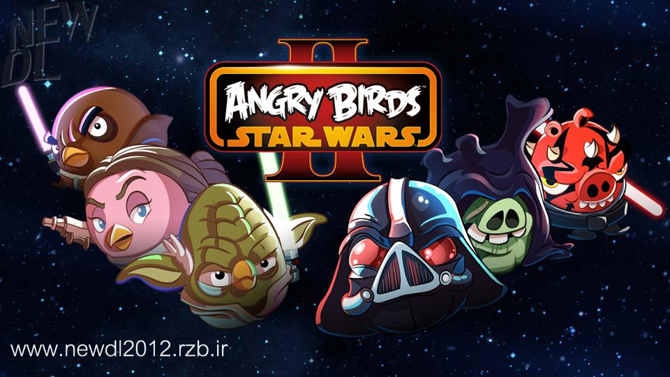 دانلود بازی Angry Birds Star Wars 2