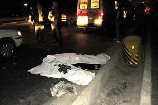 جعفر تشکری هاشمی,تصادفات رانندگی تهران,حوادث رانندگی
