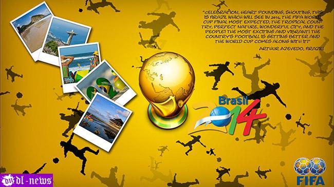 دانلود گل های جام جهانی 2014 + کلیپ