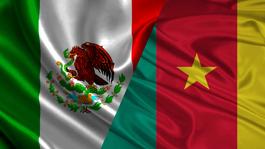مکزیک ۱ - ۰ کامرون گل ها