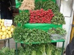 نیشابور یکی از مستعدترین مناطق تولید سبزی شرق کشور