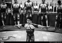 ورزش پهلوانی در مدارس نیشابور انجام میشود