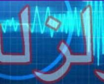 وقوع زلزله ۳ ریشتری در بخش طاغنکوه شهرستان فیروزه
