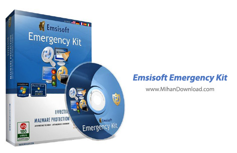 دانلود Emsisoft Emergency Kit 9.0.0.4523 Portable