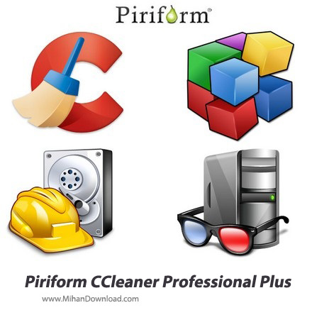 دانلود Piriform CCleaner Professional Plus 4.19.4867