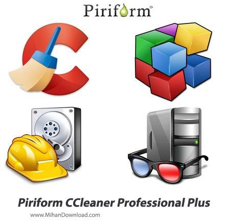 دانلود Piriform CCleaner Professional Plus 4.19.4867