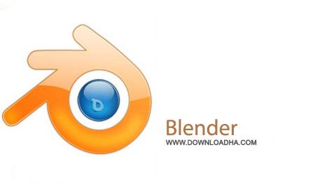 رم افزار ساخت انیمیشن سه بعدی Blender 2.71 Final