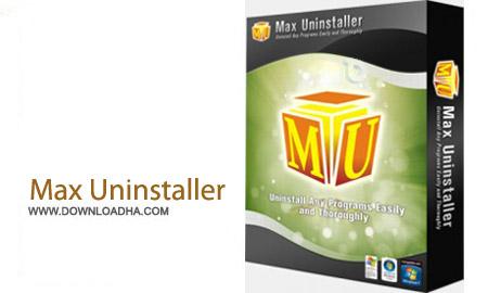 حذف کامل نرم افزارهای نصب شده Max Uninstalle