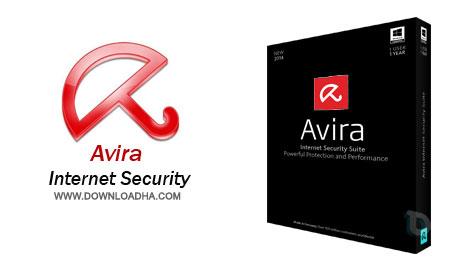 نرم افزار امنیت کامل در اینترنت Avira Internet Security Suite 2014