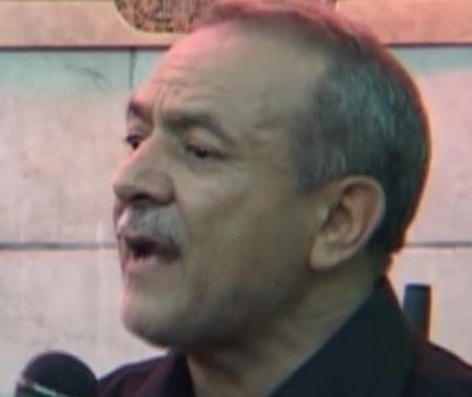 دانلود نوحه تصویری حاج داوود علیزاده - گوی آلتیندا حسین تک رهبر اولماز