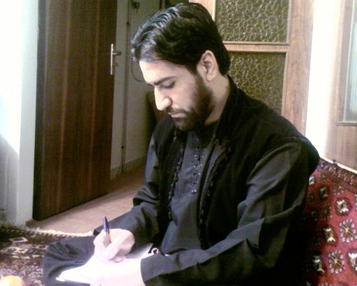 مرحوم سید جواد ذاکر گلچین روضه و سینه زنی حضرت زهرا (س)