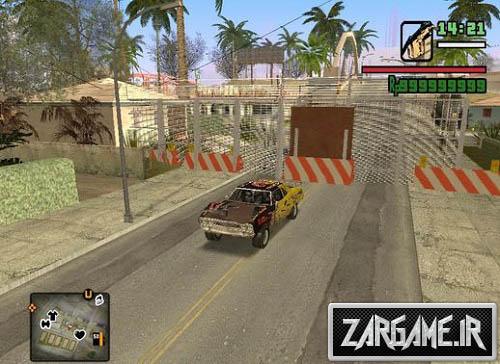 دانلود مود بستن راه در هرمکان برای GTA 5