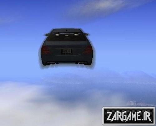 دانلود مود پرواز ماشین برای GTA 5