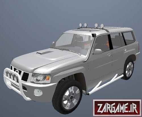 دانلود ماشین پاترول نیسان برای GTA 5