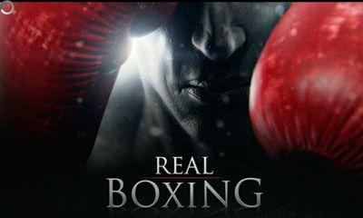 بازی اندروید بوکس Real Boxing