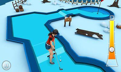 Mini Golf Game 3D بازی اندروید گلف