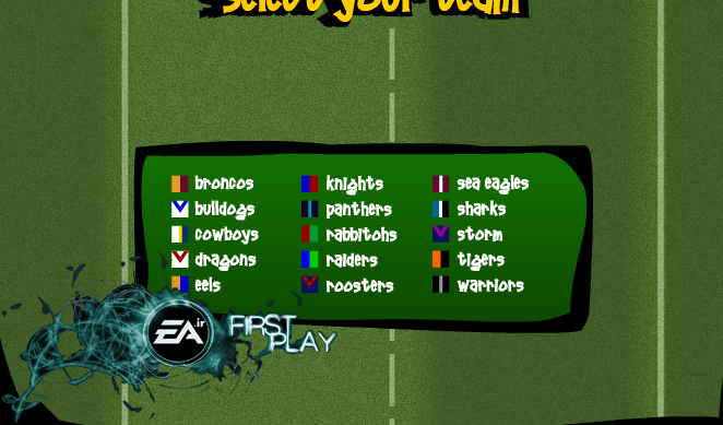 بازی انلاین فوتبال امریکایی