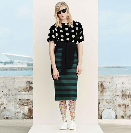 مدل لباس منگو Mango برای بهار و تابستان 2015