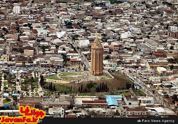 برج قابوس بن وشمگیر,گنبدکاووس,میل گنبد کاووس,پارک ملی گنبد