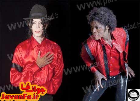 مایکل جکسون زنده است تصاویر