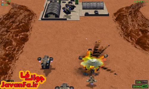 دانلود بازی موشک جنگنده Incinerate برای کامپیوتر