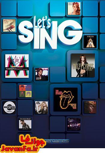 دانلود بازی Lets Sing برای PC