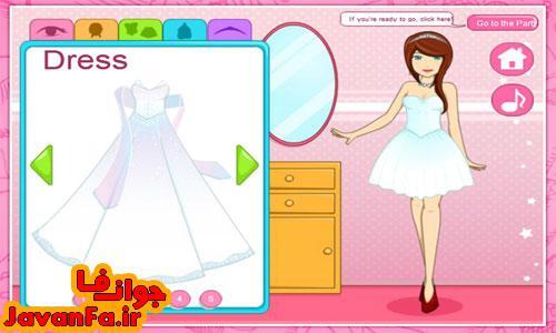 دانلود بازی دخترانه Miss Chic 2 – Romantic Girl