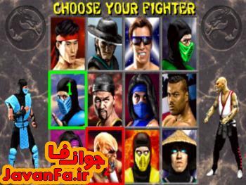 دانلود 2 بازی Mortal Kombat و Alladin سگا برای کامپیوتر