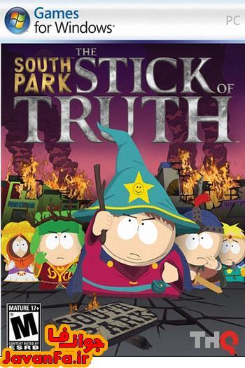 دانلود بازی Southpark Stick of Truth برای PC