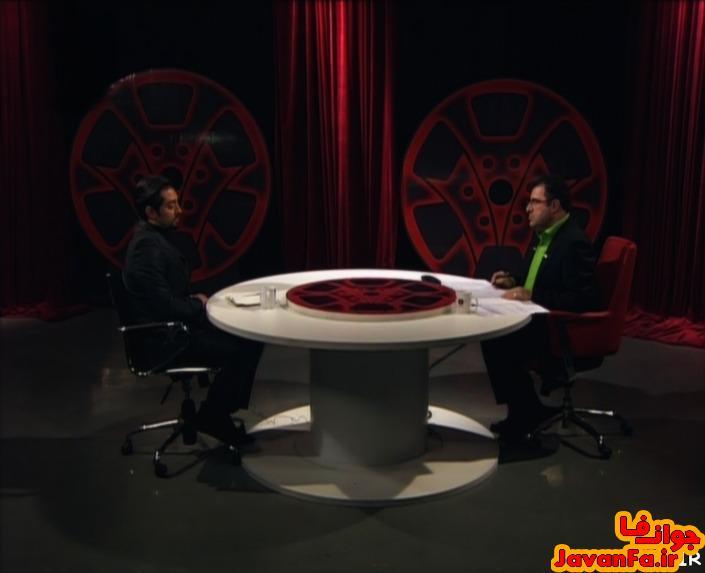 عکس های جدید بهرام رادان در برنامه هفت