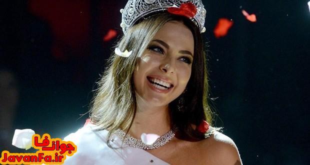 عکس زیباترین دختر روسیه در سال ۲۰۱۴