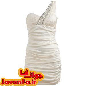 جدیدترین مدل های لباس کوتاه مجلسی نوروز ۹۳