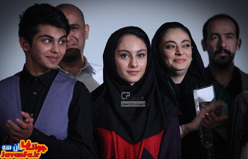 عکس جدید ترلان پروانه ،ارسلان قاسمی و دیگر بازیگران