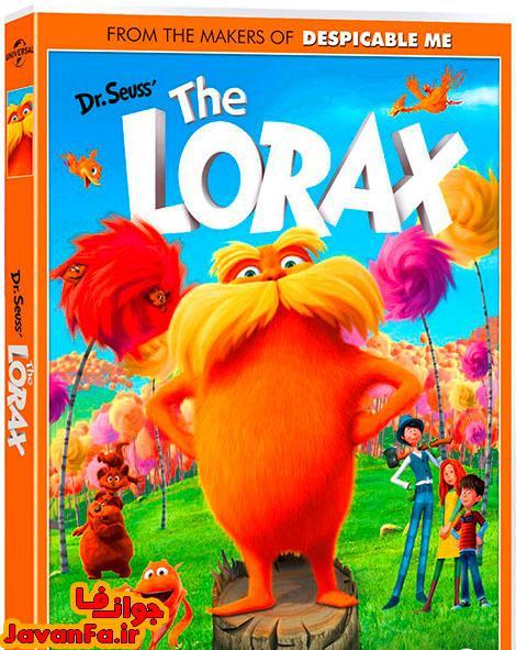 دانلود رایگان انیمیشن لوراکس با دوبله فارسی The Lorax 2012