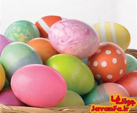 تزیین تخم مرغ هفت سین ۹۳