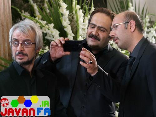محمد بحرانی، بهادر مالکی و کاظم سیاحی صداپیشه های کلاه قرمزی