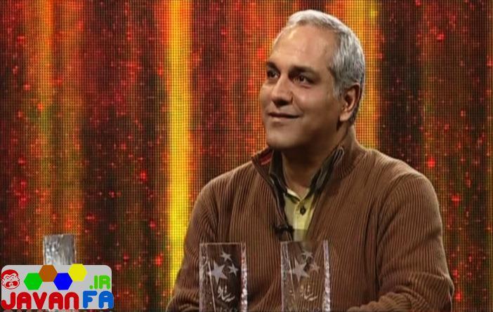 عکس های مهران مدیری در برنامه سه ستاره سال تحویل