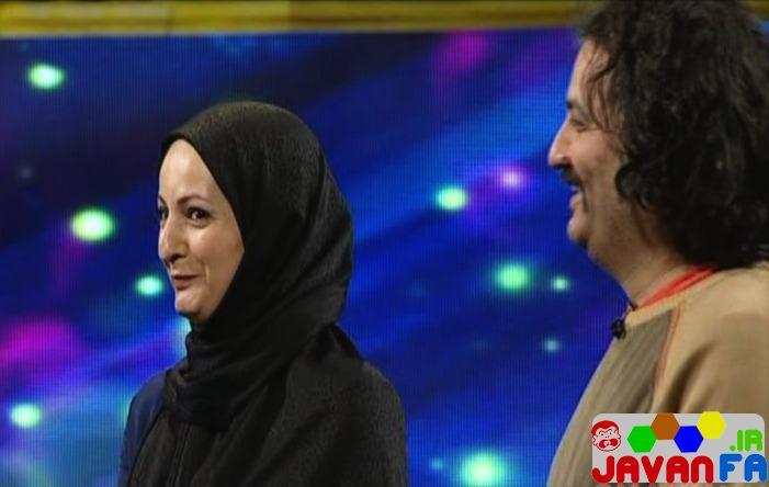 عکس های شقایق دهقان و همسر و پسرش در برنامه تحویل سال