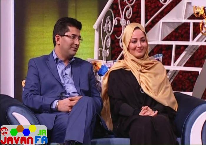 عکس های شیلا خداداد و همسرش در برنامه تحویل سال شبکه دو