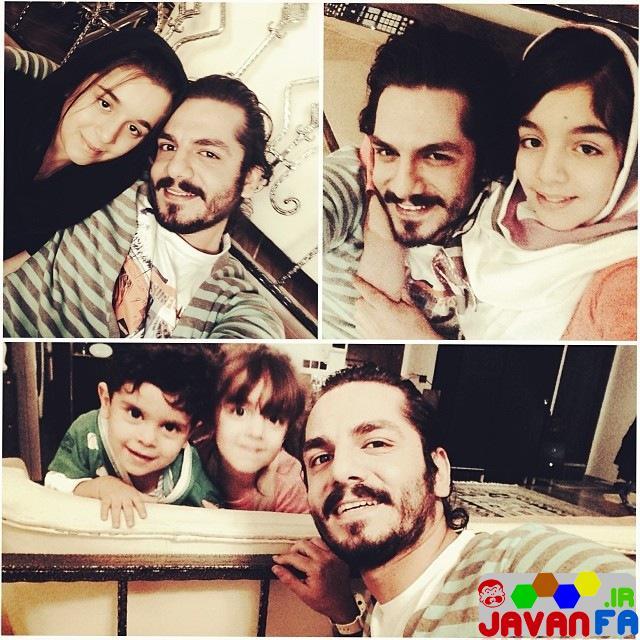 عکس های جدید عباس غزالی ۹۳