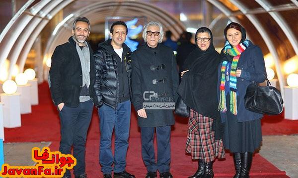 عکس های جدید بازیگران در کنار همسرانشان